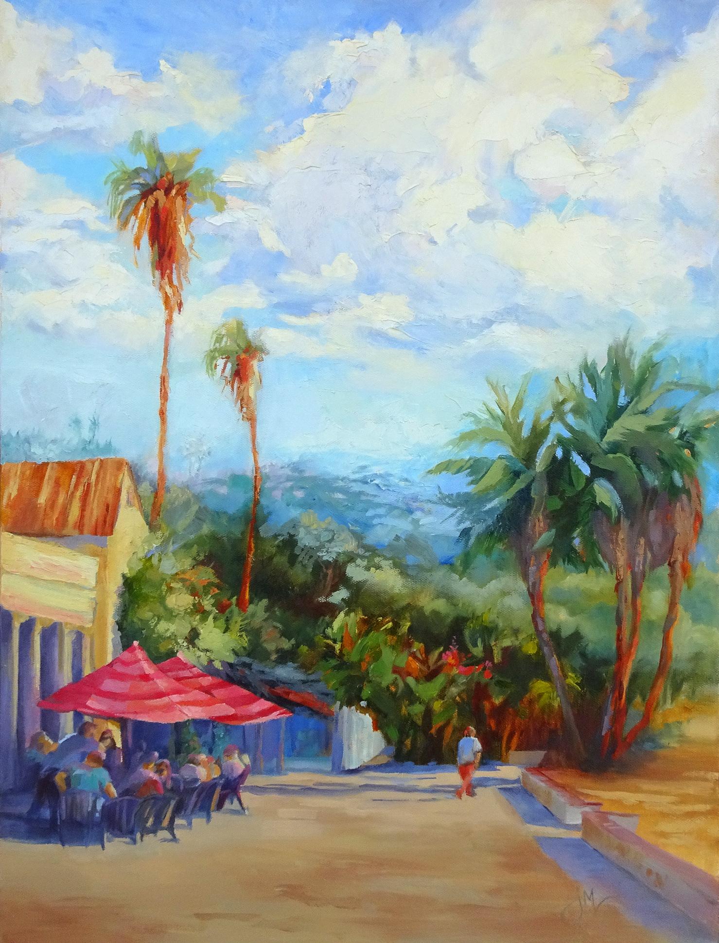Santa Barbara Boardwalk